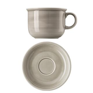 THOMAS Trend Colour Moon Grey Kaffeetasse 2tlg. 401919-14742 + 14741